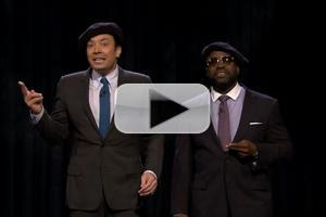 VIDEO: Jimmy Fallon Previews His Own Live  Musical on NBC!