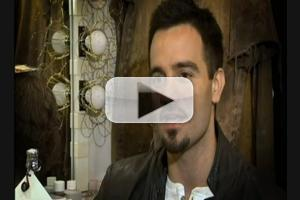 STAGE TUBE: LES MIZ's Ramin Karimloo Talks Tony Nomination, Staying Fit and More