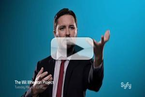 VIDEO: First Look - Trailer for New Syfy Series THE WIL WHEATON PROJECT