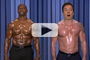 VIDEO: Jimmy Fallon & Terry Crews Perform Nip Sync Duet of 'Ebony and Ivory'