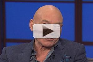VIDEO: X-MEN's Patrick Stewart Explains Why He Hates Baby Strollers on LATE NIGHT