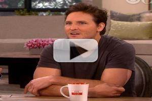 VIDEO: Peter Facinelli Explains Why He's Leaving 'Nurse Jackie' on THE TALK