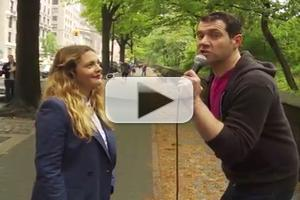 VIDEO: Sneak Peek - 'Would Drew Barrymore Like That?' on Next BILLY ON THE STREET