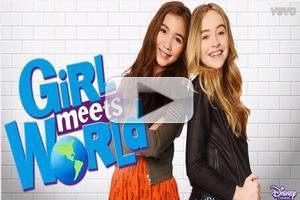 disney channel girl meets world theme song Start studying disney channel theme song quiz learn vocabulary, terms girl meets world struck by lightning my hearts beating like a drum liv and maddie.