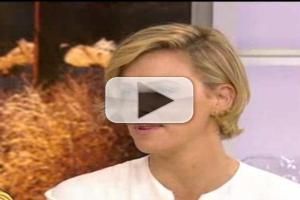 VIDEO: Charlize Theron Describes New Film as 'A Beautiful Reality'