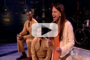 STAGE TUBE: VIOLET's Sutton Foster and Company Perform 'All to Pieces' on THE VIEW