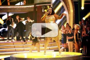 VIDEO: GLEE's Amber Riley Performs Show-Stopper on DWTS Finale