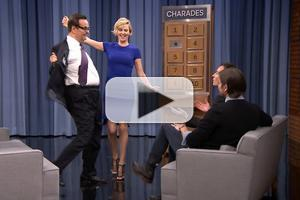 VIDEO: Watch Charades with Josh Hartnett, Charlize Theron on JIMMY FALLON