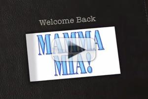 STAGE TUBE: Las Vegas Entertainers Welcome MAMMA MIA! Back to the Strip