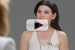 VIDEO: Julianna Margulies Reveals She Was CBS' Third Choice for THE GOOD WIFE