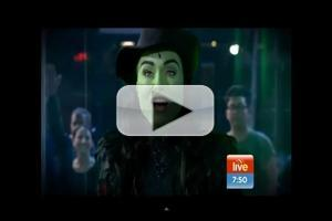 STAGE TUBE: WICKED's Jemma Rix Performs 'Defying Gravity' on SUNRISE