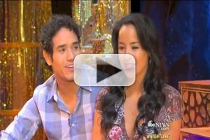 STAGE TUBE: Watch A Whole New Sizzle Reel of ALADDIN on Broadway!