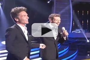 VIDEO: Ryan Seacrest Performs with Richard Marx on AMERICAN IDOL Finale
