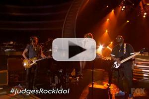 VIDEO: AMERICAN IDOL Judges Perform 'True Colors' & More on Finale