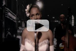 STAGE TUBE: LADY DAY's Audra McDonald Performs on THE VIEW
