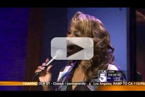 STAGE TUBE: Jennifer Holliday Sings 'At Last' on KTLA