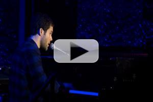BWW TV Exclusive: CUTTING-EDGE COMPOSERS CORNER- Daniel Zaitchik Sings 'New Year's Eve'