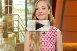 VIDEO: Amanda Seyfried Says New Comedy is 'Funniest Script' on TODAY