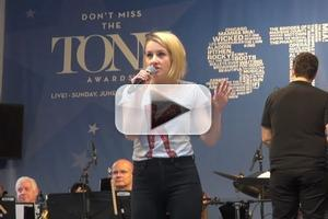 BWW TV: Jeanna de Waal Sings KINKY BOOTS at STARS IN THE ALLEY