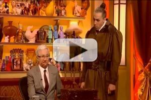 STAGE TUBE: MATILDA's Alex Gaumond Scolds Paul O'Grady on ITV