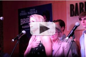 STAGE TUBE: Kelli O'Hara & Steven Pasquale Celebrate THE BRIDGES OF MADISON COUNTY Album Release