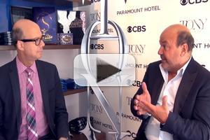 BWW TV Exclusive: BACKSTAGE WITH RICHARD RIDGE- ALADDIN's Tony Nominated Casey Nicholaw!