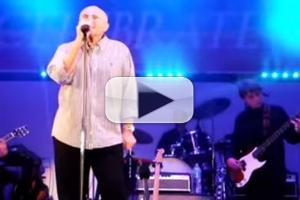 STAGE TUBE: Phil Collins Sings IN THE AIR TONIGHT at Miami Country Day School