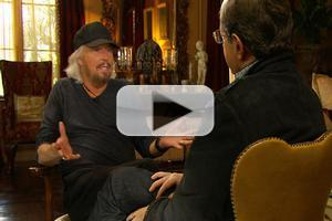 VIDEO: Barry Gibb of the Bee Gees Begins First Solo Tour