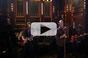 VIDEO: Rascal Flatts Perform 'Rewind' on TONIGHT SHOW