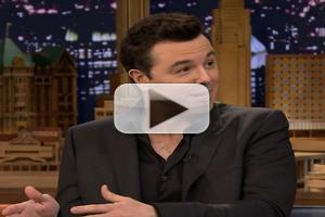 VIDEO: Seth MacFarlane Predicts His Own Bad Reviews on FALLON