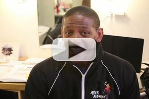 BWW TV Exclusive: Meet the Ensemble of AFTER MIDNIGHT- Jared Grimes