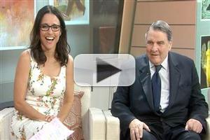 VIDEO: Julia Louis-Dreyfus' Dad Reveals Surprise at Daughter's Comedic Success
