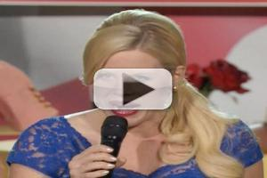 VIDEO: Megan Hilty Performs USO Medley on PBS's Memorial Day Concert Special