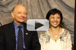 BWW TV Exclusive: Meet the 2014 Tony Nominees- Jonathan Tunick and Linda Cho