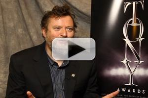 BWW TV Exclusive: Meet the 2014 Tony Nominees- HEDWIG's Julian Crouch