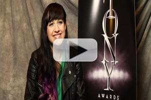 BWW TV Exclusive: Meet the 2014 Tony Nominees- Lena Hall Explains Her Crazy Callback for HEDWIG!