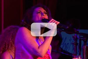 STAGE TUBE: Lesli Margherita Joins The Skivvies for Alcomedley at 54 Below