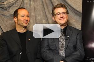 BWW TV Exclusive: Meet the 2014 Tony Nominees- Steven Lutvak and Robert L. Freedman