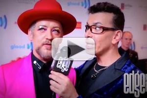 STAGE TUBE: Boy George Reveals TABOO Revival in the Works!