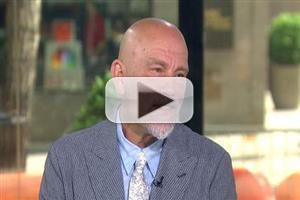 VIDEO: John Malkovich Talks New NBC Series CROSSBONES on 'Today'