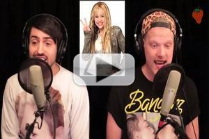 VIDEO: Watch PENTATONIX Sing Medley of Miley Cyrus Tunes!