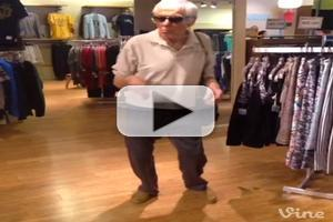 VIDEO: Dick Van Dyke Proves He Can Still Step in Time!