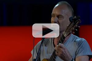STAGE TUBE: Sting Reveals His Inspiration for THE LAST SHIP at TED Conference