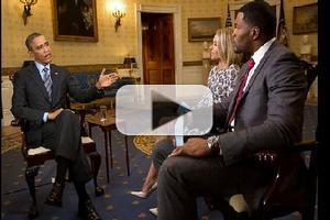 VIDEO: President Obama Makes Debut Appearance on LIVE WITH KELLY & MICHAEL