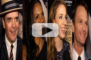 BWW TV: Jefferson Mays, Audra McDonald, Jessie Mueller,  Neil Patrick Harris & More Celebrate Drama Desk Wins!
