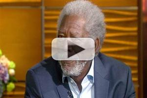 VIDEO: Morgan Freeman Talks New Documentary 'Through the Wormhole' on TODAY