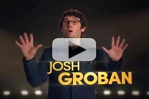 VIDEO: First Look - Josh Groban Hosts New ABC Singing Competition RISING STAR