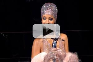 MUST WATCH VIDEO: RIHANNA Accepts Fashion Icon of the Year Award
