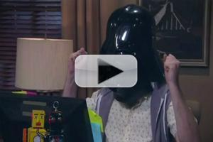 VIDEO: The STAR WARS Nerdgasm Choir Performs on Tonight's CONAN
