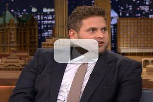 VIDEO: Jonah Hill Addresses His Anti-Gay Remarks on FALLON